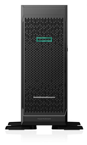 SERVER HPE ML350 X3106 NOHDD 16GB GEN10 S100I 4LFF 1X500W