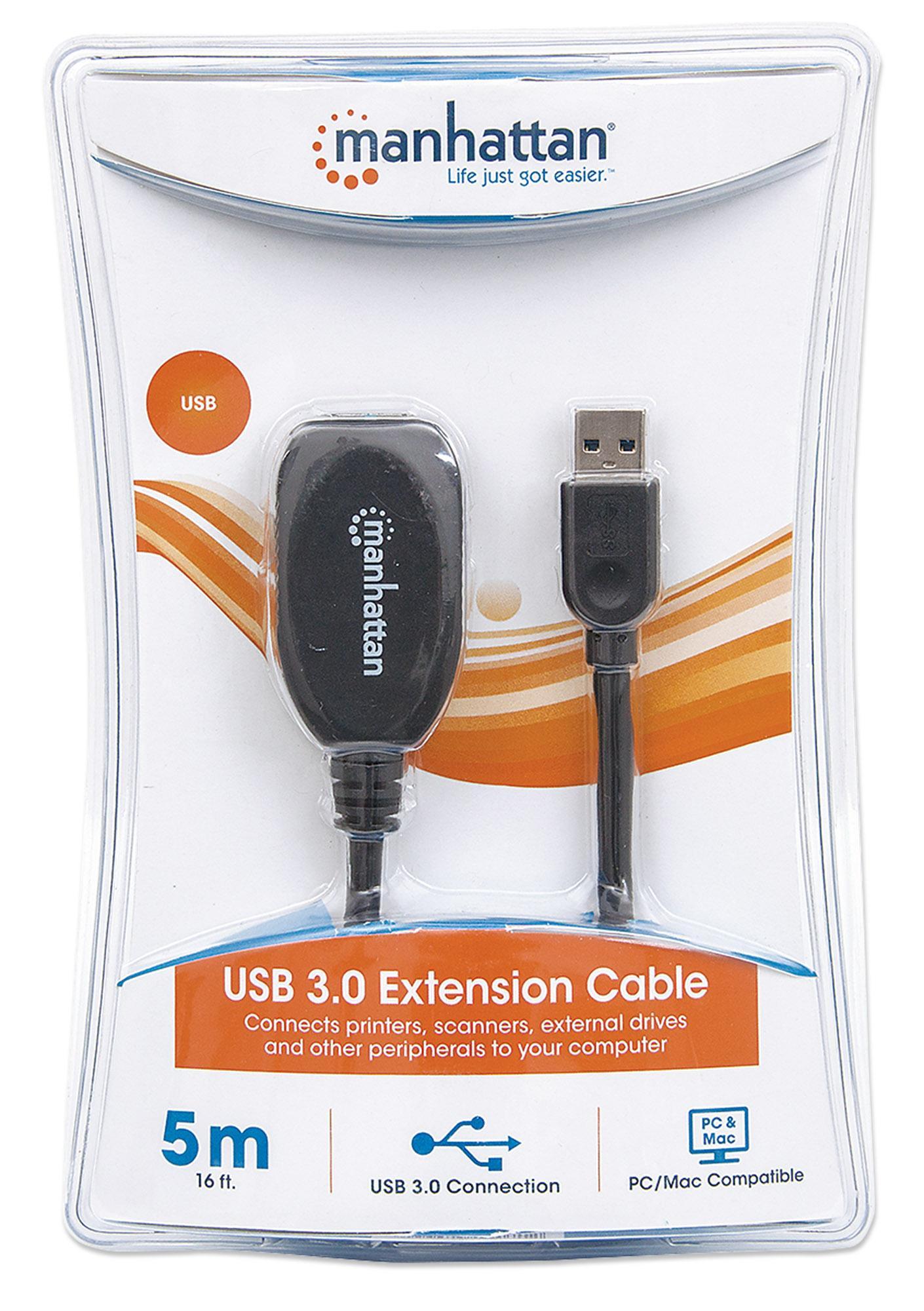 Cavo Prolunga Attivo USB 3.0 SuperSpeed