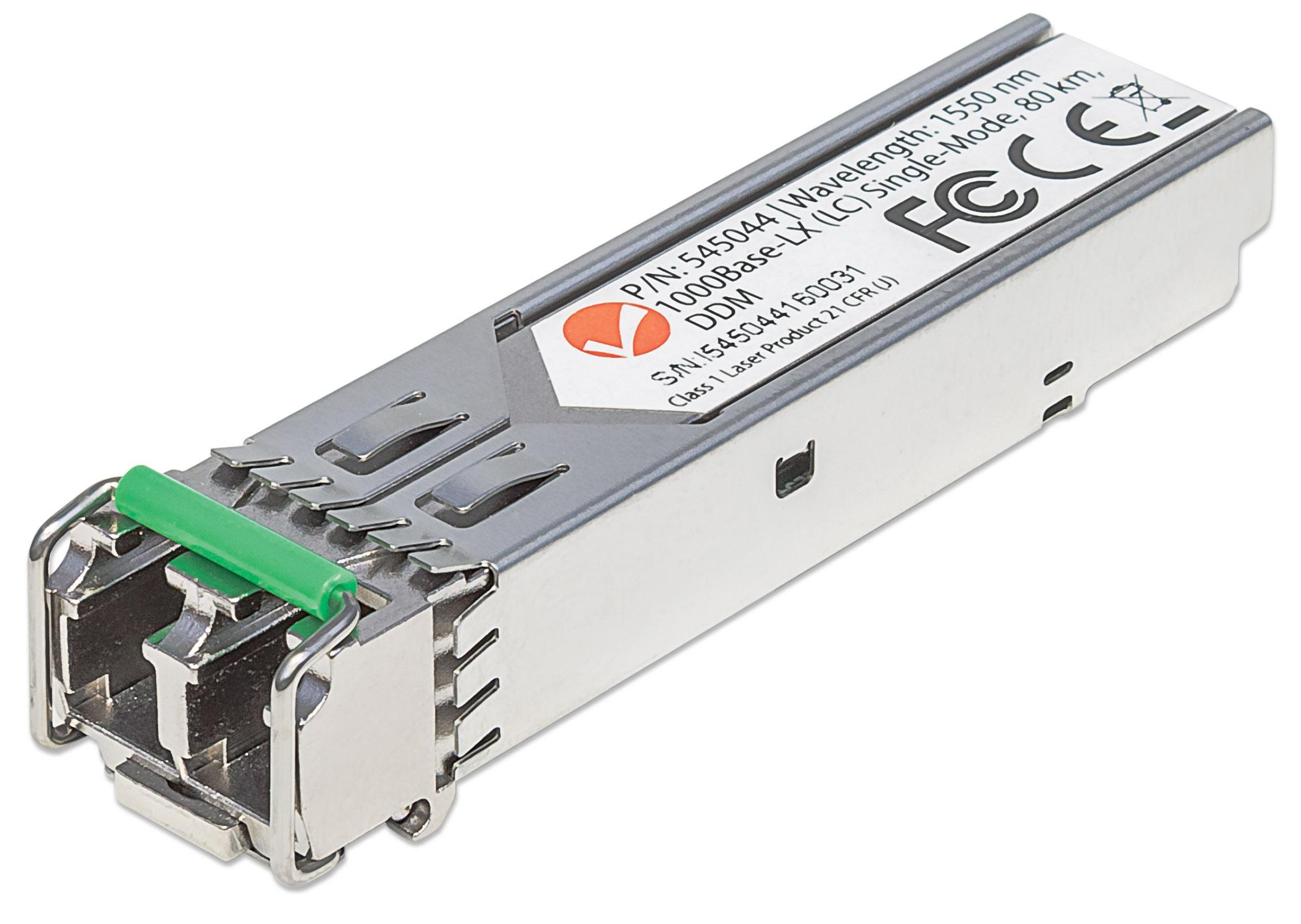 Transceiver Gigabit Ethernet Mini-GBIC SFP 1550nm
