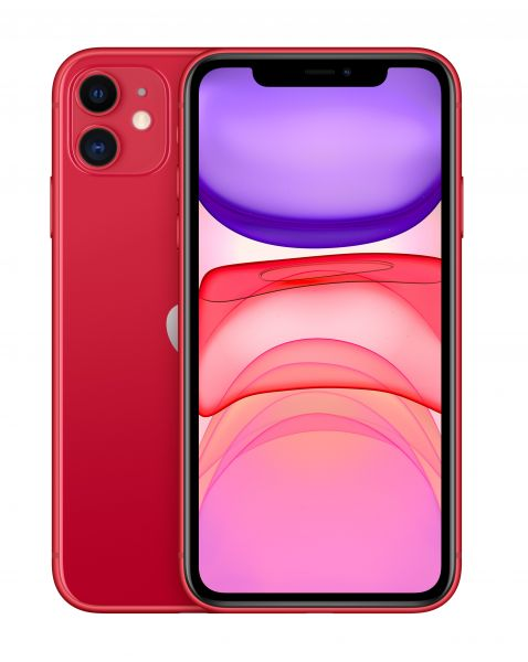 """IPHONE 11 256GB RED 6.1"""""""