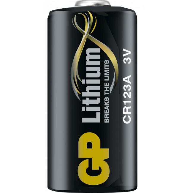 Blister 1 Batteria al Litio CR123A