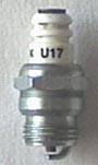 Candela Brisk U17 per motori ZDZ e MVVS