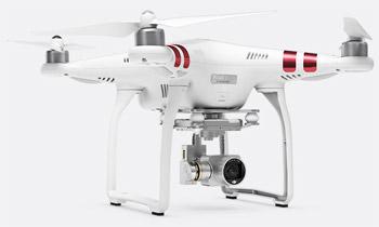Phantom 3 Standard RTF Drone con camera 12Mpx + gimbal 3 assi TX