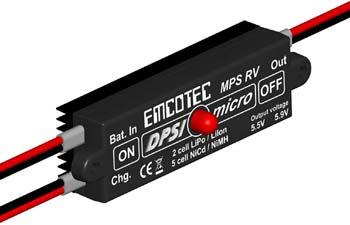 DPSI Micro SingleBat 5.5V/5.9V JR