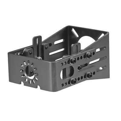 Supporto motori elettrici regolabile 89-117mm