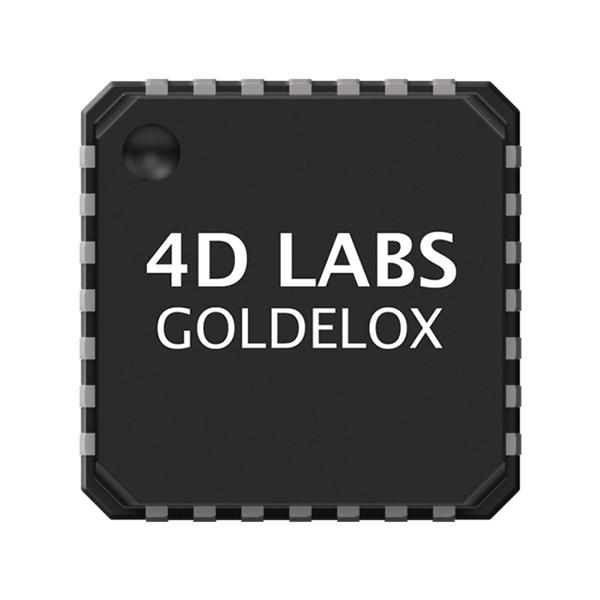 Goldelox Embedded Graphics Processor