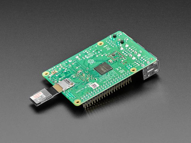 Micro SD Card PCB Extender