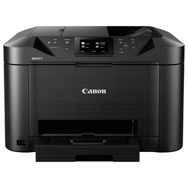 MF INK COL A4 FAX WIFI LAN 22PPM CANON MB5150