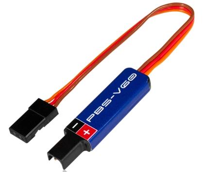 Sensore telemetrico voltaggio PBS-V60