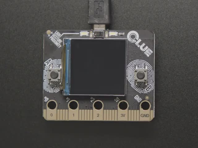 Adafruit CLUE - nRF52840 Express with Bluetooth LE - ALPHA