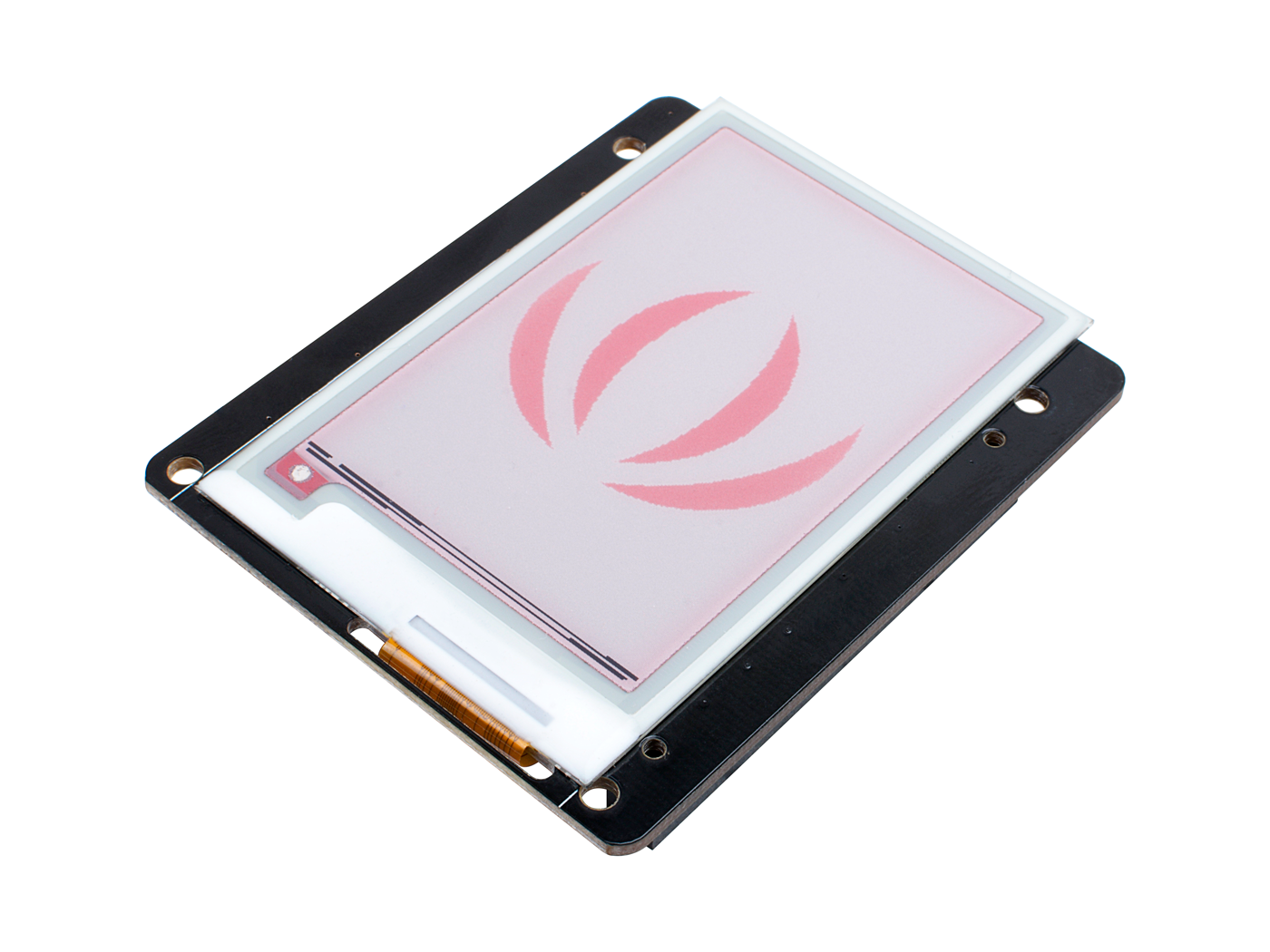 2.7   Triple-Color E-Ink Display for Raspberry Pi