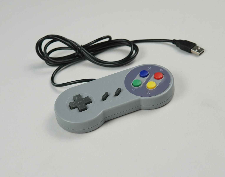 USB Joystick Gamepad Control for Pi