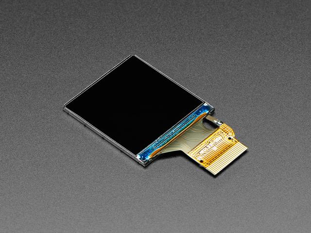 Adafruit 1.3 (inches) 240x240 Wide Angle IPS TFT Display