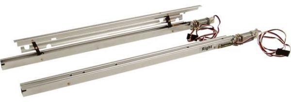 Aerofreni elettrici 255mm