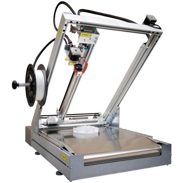 Silver Belt - Stampante 3D -FDM-45° inclinata di 45 gradi - in