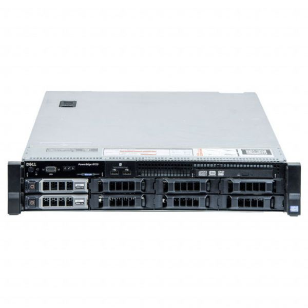 SERVER REF DELL R720 2XE5-2660 32GB 32GB DDR3ECC REG HDD 4X 2TB