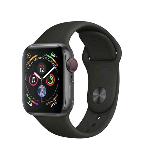 APPLE WATCH SERIE 4 GPS + CELLULAR CASSA 40mm ALLUMINIO GRIGIO S