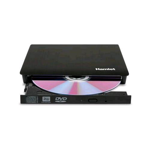 HAMLET MASTERIZZATORE DVD SLIM USB 3.0 DUAL LAYER