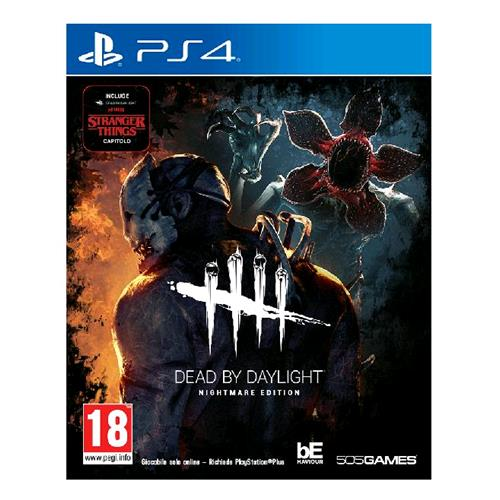 505 GAMES PS4 DEAD BY DAYLIGHT NIGHTMARE EDITION EUROPA