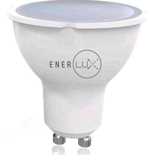 ADJ ENERLUX LAMPADA LED GU10 9W-55W 800 LUMEN LUCE CALDA 2.800K