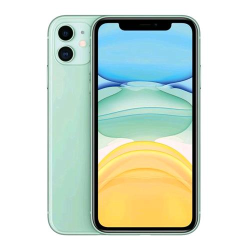 "APPLE iPHONE 11 DUAL SIM 6.1"" 256GB ITALIA GREEN"