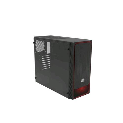 COOLER MASTER E500L RED CASE MIDI-TOWER ATX MICRO-ATX MINI-ITX 2