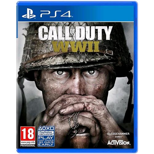 ACTIVISION PS4 CALL OF DUTY: WORLD WAR 2
