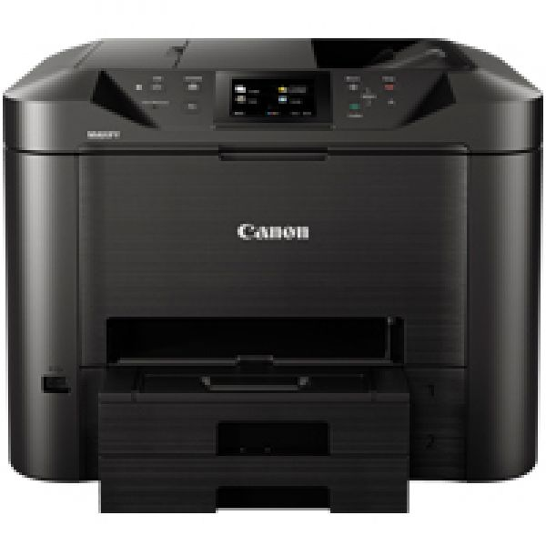 MF INK COL A4 FAX WIFI LAN F/R 22PP CANON MAXIFY MB5450