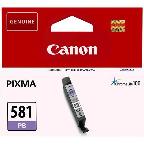 CANON CLI-581PB CARTUCCIA INK 5.6 ML NERO FOTOGRAFICO