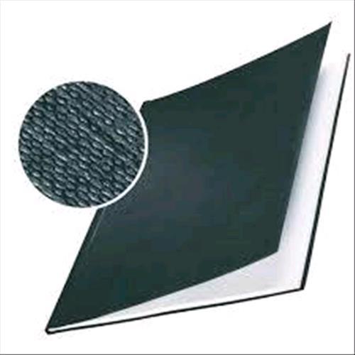 LEITZ COPERTINE RIGIDE IN PVC 210X297 mm A4 DORSO 28 mm COL. NER