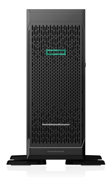 SERVER HPE BUNDLE ML350 X4208 16G GEN10 +16GB+1X500W+FANCAGE 4LF