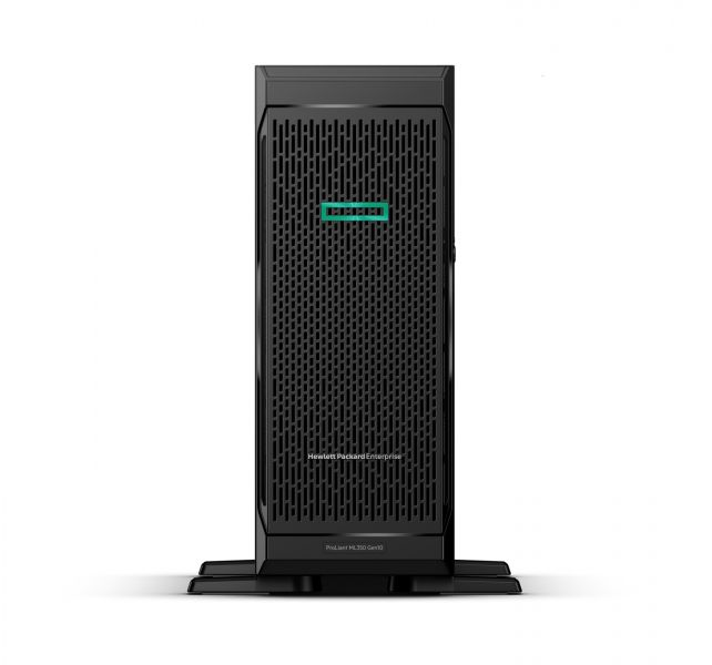 SERVER HPE ML350 X4214R NOHDD 32GB GEN10 P408I 8SFF HS 1X800W