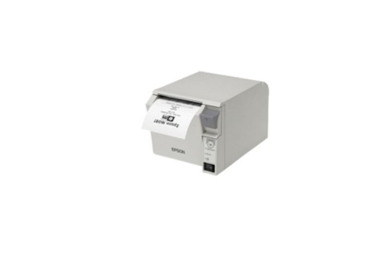 STAMP TERMICA USB 250MM/S TAGLIER EPSON TM-T70II BIANCHE