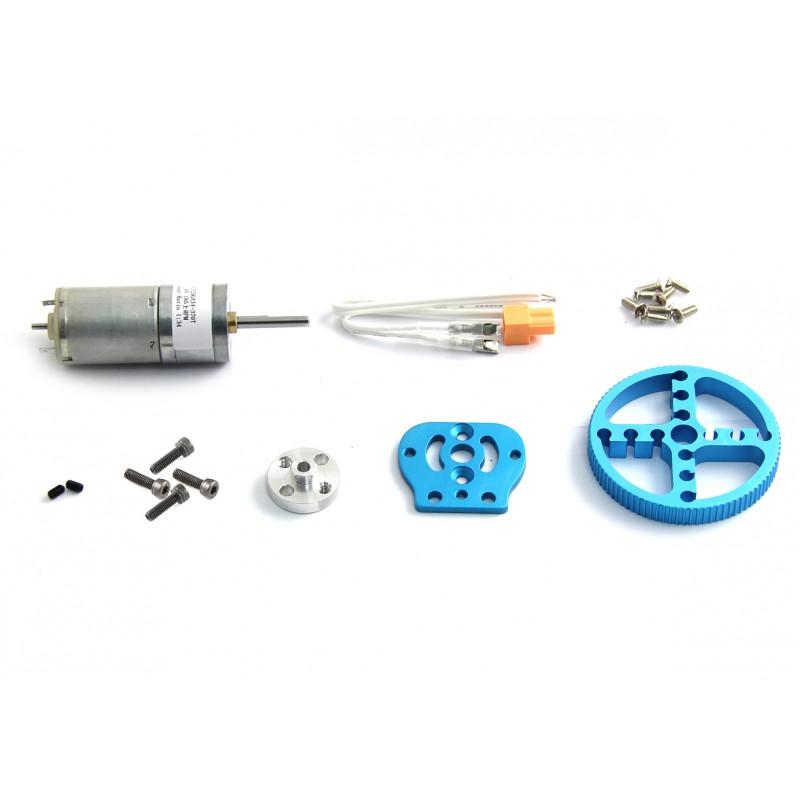 25mm DC Motor Pack-Blue