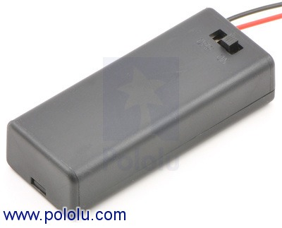 2-AAA Pack Battery Holder