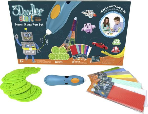 3Doodler START PACK Super Mega Set
