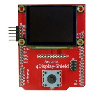 4D Systems - 4Display-Shield-160