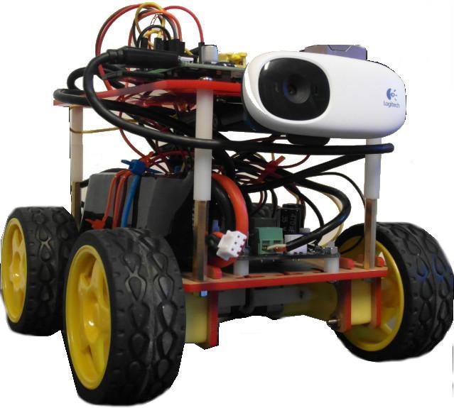 4WPi - Robot - 4WD - Raspberry Pi