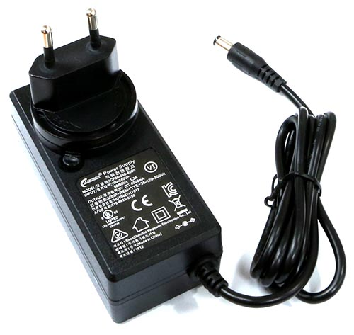 5V/4A Power Supply EU plug