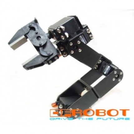 5-DOF ROBOT ARM