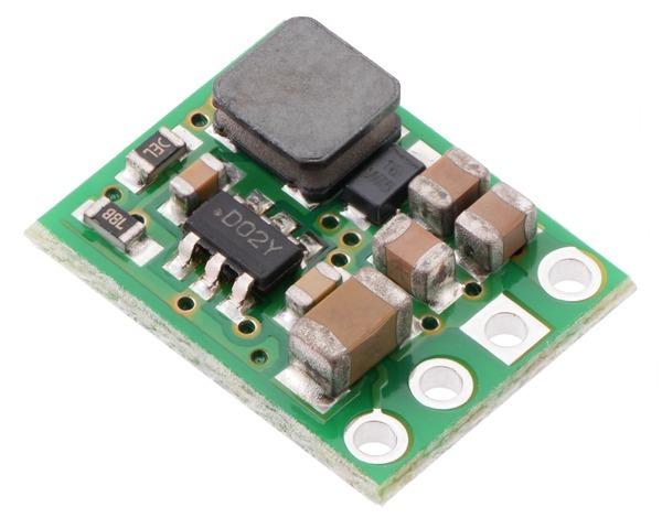 7.5V, 600mA Step-Down Voltage Regulator D36V6F7