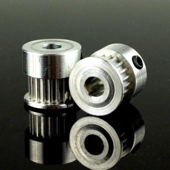 8mm Aluminum Timing Pulley For 3D Printer (2 pcs)