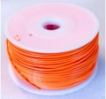 ABS - Orange - Spool 1Kg - 3mm