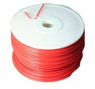 ABS - RED - Spool 1Kg - 3mm