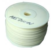 ABS - WHITE - Spool 1Kg - 3mm