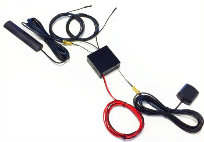 AG01 - GPS Ambientale