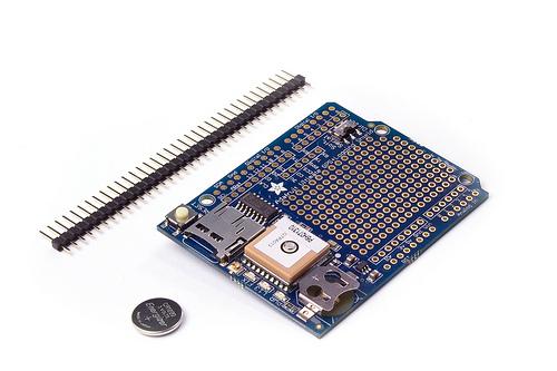 Adafruit Ultimate GPS Shield v1
