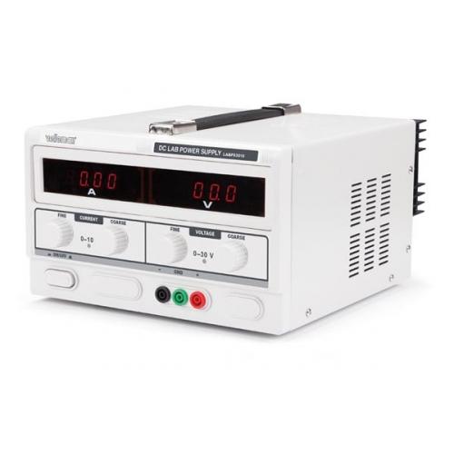 Alimentatore da laboratorio 0-30 V/10 A