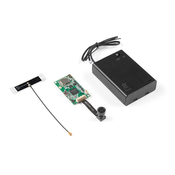 Amp ed RF WiFi Camera Module - WFV3918