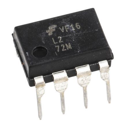 Amplificatore operazionale L272M - 10pcs